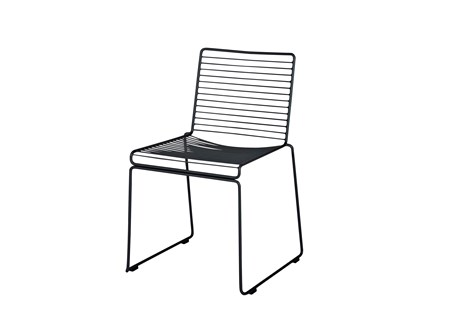 HAY hee dining chair, grey